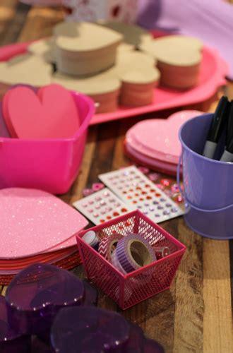 valentines day diy mini conversation heart pinata evite