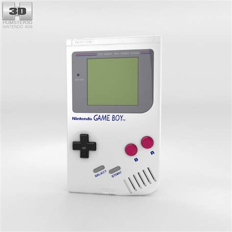 nintendo game boy  model electronics  humd