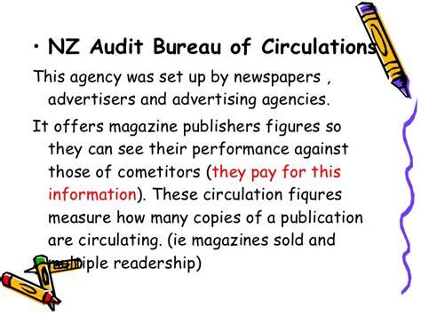 audit bureau of circulations newspapers measuring the magazine audiences