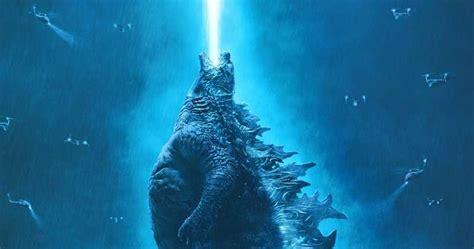 Godzilla Blasts His Atomic Breath In Stunning King Of The