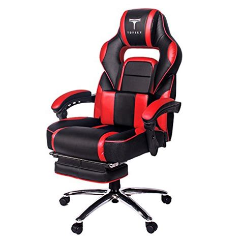 topsky high  racing style pu leather computer gaming