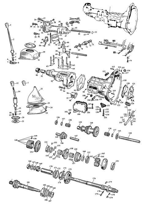 gearbox  ccm  ccm gearbox austin healey