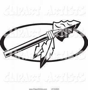 10 Indian Arrowhead Vector Images - Native American ...