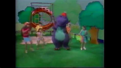 Barney & The Backyard Gang (custom Intro)