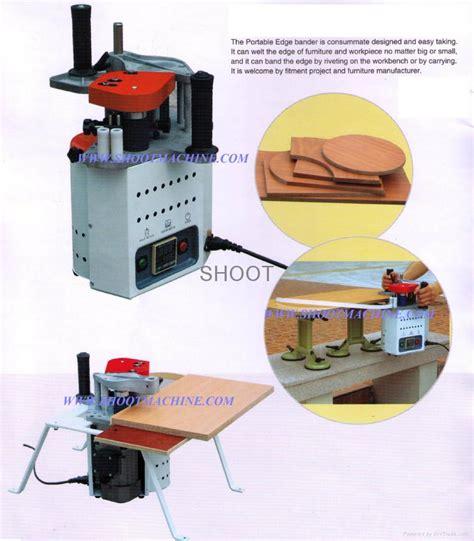 portable edge banding machine model  shoot china manufacturer woodworking tools