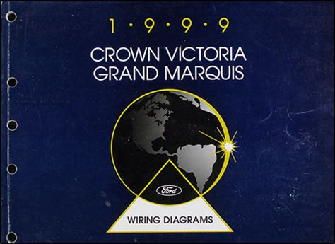 Ford Crown Victoria Mercury Grand Marquis Wiring