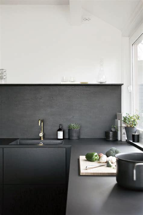Plywood Kitchen Countertop