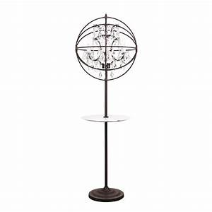 timothy oulton gyro crystal floor lamp with tray With floor lamp with tray uk
