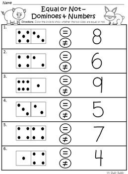 number sense worksheets comparing numbers worksheets