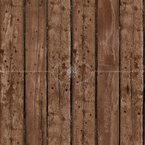 Damaged old wood board texture seamless 08781