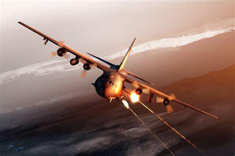 Résultat d'images pour Hercule C-130 Gunship