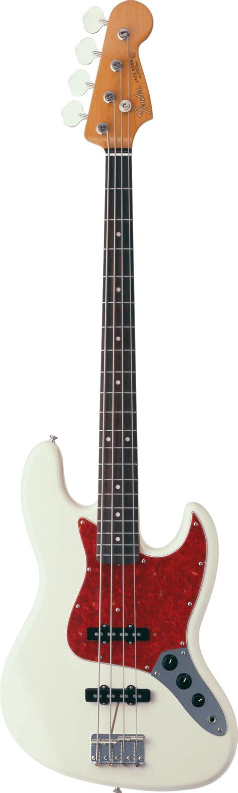 fender jazz bass guitar transparent png stickpng