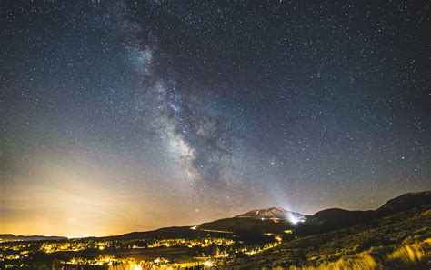 How To Find The Milky Way Lonely Speck