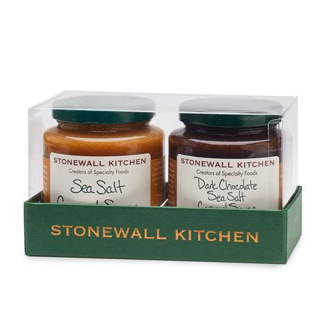 sea salt dessert collection stonewall kitchen