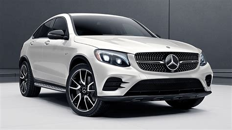 The answer is an enthusiastic yes. 2019 AMG GLC 43 4MATIC Coupe | Mercedes-Benz