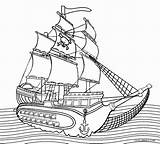 Coloring Boat Pages Printable Pirate Steamboat Fishing Boats Cool2bkids Ship Drawing Getcolorings Motor Getdrawings Speed Nautical sketch template