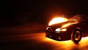 Street Racing Nitrous Backfire