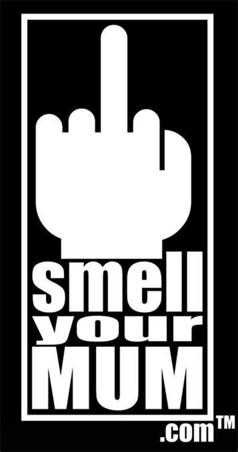 SMELL YOUR MUM.COM Clothing