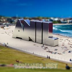 3d Anil Name Wallpapers Animations - preview of bondi for name anil