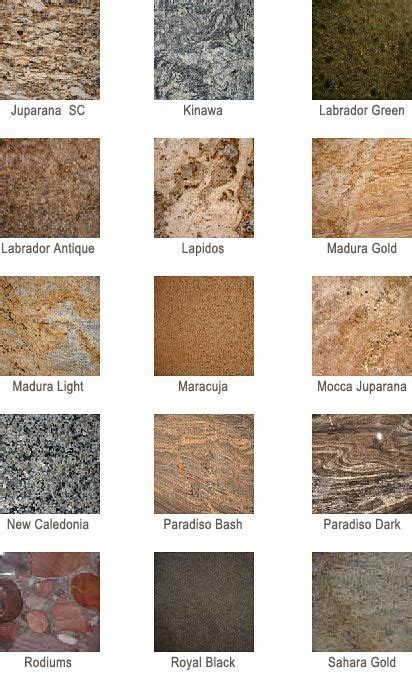 17 best ideas about granite colors on kitchen
