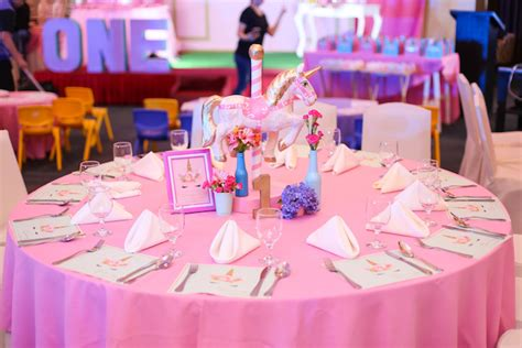 karas party ideas flowers twinkles unicorn birthday