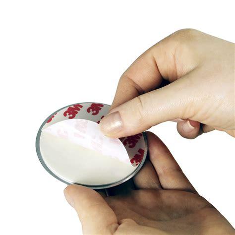 bioledex magnet pad f 252 r rauchmelder warnmelder montage ohne bohren