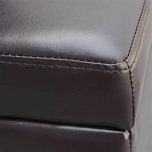 Banc De Rangement Pas Cher : acheter banc de rangement en bois brun pas cher ~ Dailycaller-alerts.com Idées de Décoration