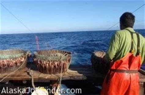 Crab Fisherman Deckhand Salary by Alaska Fishing Boat Deckhand Pay Alaskajobfinder