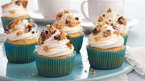chocolate chip cookie cupcakes recipe bettycrockercom