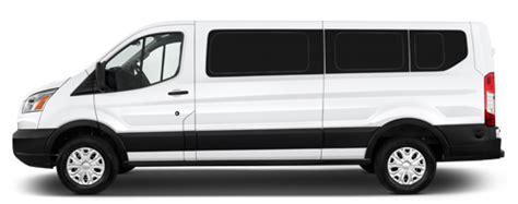 12 & 15 Passenger Vans For Sale