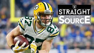 """Chris Simms Talks Jordy Nelson: """"He's On The Same Page As ..."""