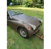 TR3 Triumph 1957 RARE Small Mouth Plus Lots Of And