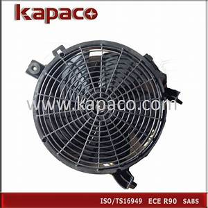 Air Condition Condenser Fan Motor Mn123607 For Mitsubishi