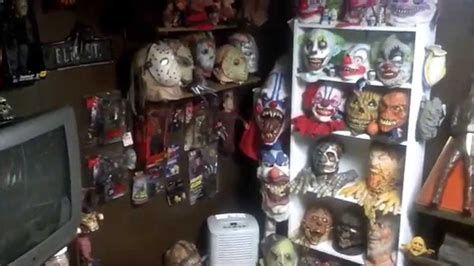 Horror Room And Halloween Mask Collection
