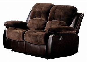 best leather reclining sofa brands reviews 2 seat With sectional sofa with reclining seats