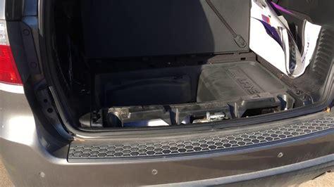 2010   2014 Dodge Durango Battery Location   YouTube