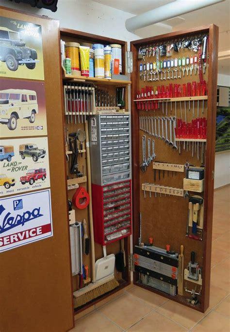 Stauraum Fuer Die Garage Richtig Verstauen Und Lagern by Die 25 Besten Ideen Zu Werkzeugwand Auf