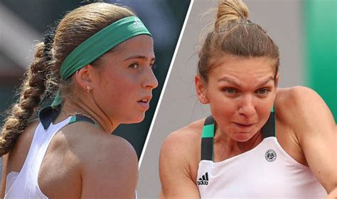 Unseeded Jelena Ostapenko stuns Simona Halep to win French Open   Sport   The Guardian