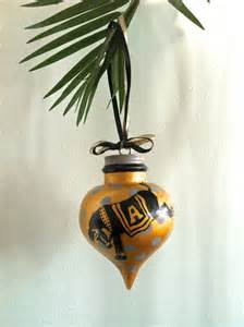 unique fun army mule ornament hand painted on wood by artvision1