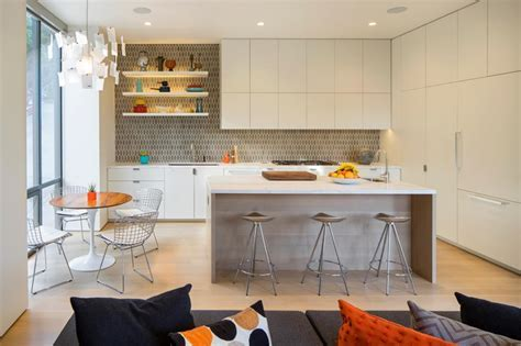 The Benefits of Open Shelving in the Kitchen   HGTV's