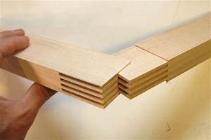 Making wooden try squares