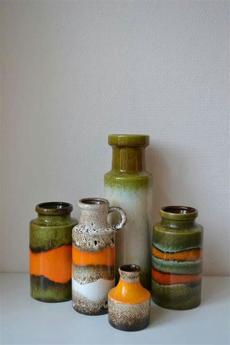 german art pottery vases mod mod world pottery vase