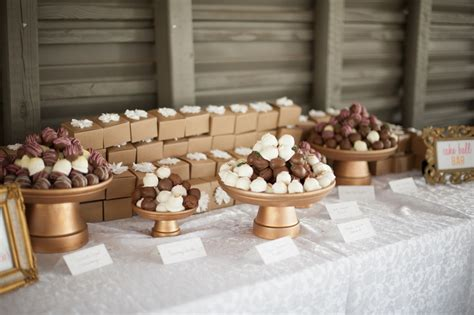 wedding dessert bar elizabeth anne designs the wedding blog
