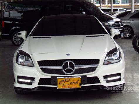 Mercedesbenz Slk200 Amg 2014 Dynamic 18 In กรุงเทพและ