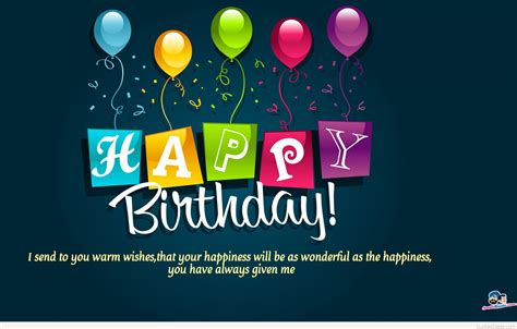 Happy Birthday Quotes Background Happy Birthday Sayings