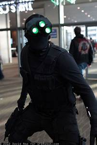 Sam Fisher Conviction Cosplay   www.imgkid.com - The Image ...
