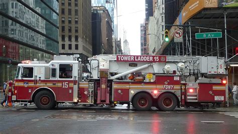 pompier photo de sandy new york ouragan sandy