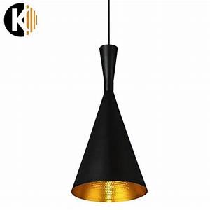 Deckenlampe Schwarz Metall : premium metall gold design hang 17a deckenlampe ~ Lateststills.com Haus und Dekorationen