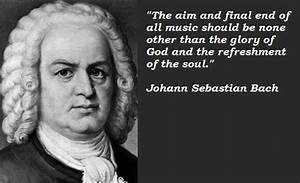 BACH QUOTES image quotes at hippoquotes.com