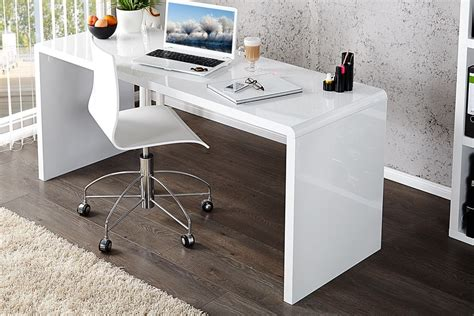 bureau simple blanc royale deco